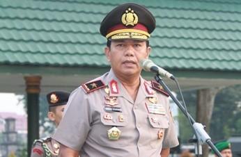 Kapolda Jambi Brigjend Bambang Sudarisman