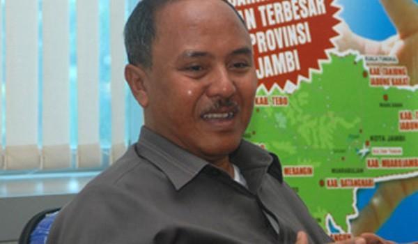 Ketua umum koni Jambi