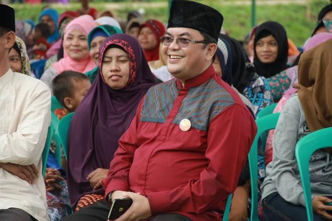 Cabup Muaro Jambi H Ivan Wirata