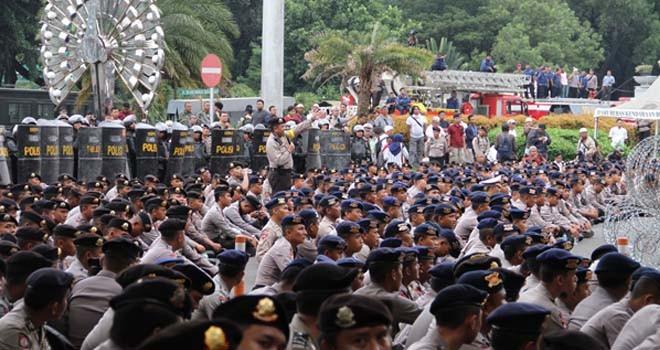 Pasukan Asmaul Husna. Foto: source for JPNN.com