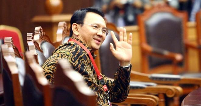 Gubernur DKI Jakarta (nonaktif) Basuki Tjahaja Purnama alias Ahok.