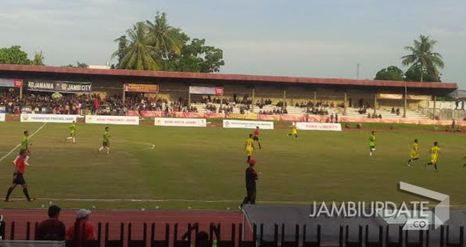 Kota Jambi vs Merangin.