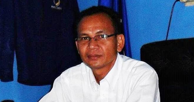 Anggota Komisi I DPRD Provinsi Jambi Kusnindar.