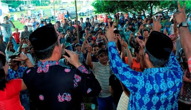 Pasangan Sukandar-Syahlan akan ditetapkan sebagai pemenang Pilkada Tebo hari ini (5/4)