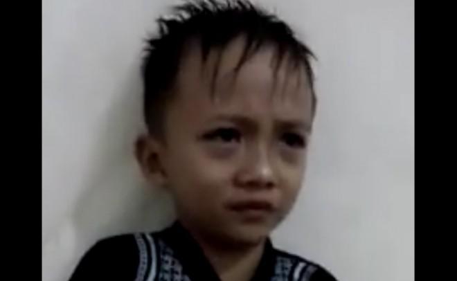 Video Anak Kecil di Merangin yang Terisak Tangis Tak Bisa Bertemu UAS.