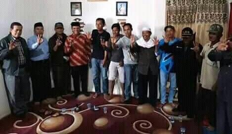 Sejumlah tokoh Kayu Aro, Kayu Aro Barat dan Gunung tujuh bakalan menggelar acara besar dan menyatakan dukungan pada ZA