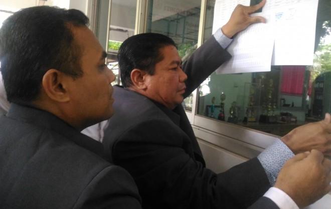Hasil Tes Tertulis Calon Anggota KPU Kabupaten Tanjabbar, Tanjabtim dan Muaro Jambi.