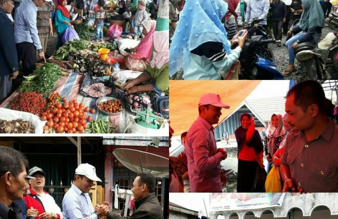 Blusukan di pasar pelompek