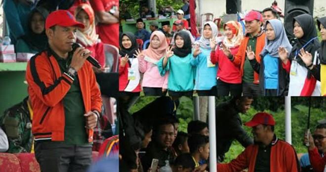 Tutup Turnamen Muaro Sangkir II, Zainal Abidin jadi Rebutan