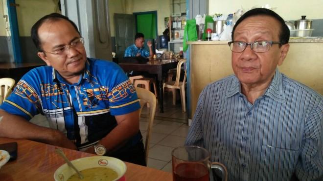 DR Maulana dan Akbar Tandjung