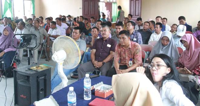 DPM-PTSP Tingkatkan Pelayanan di Desa.