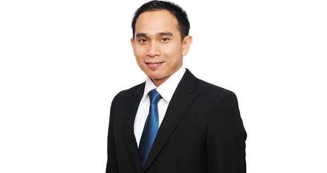 Wasekjen DPP PAN Dipo Ilham Djalil.