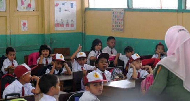 Sekolah Dasar. Foto : JPG