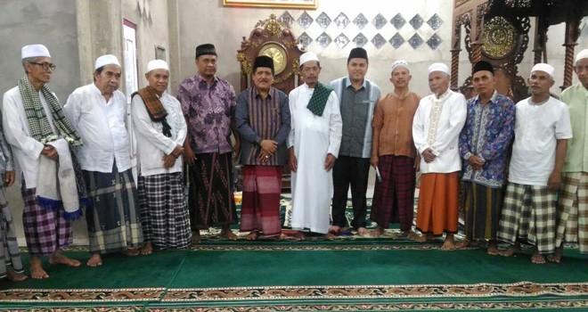 Safari ramadan anggota DPRD Provinsi Jambi, H. Zainal Abidin, SE.