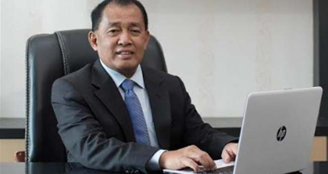 Direktur Bank Jambi, Drs M Yani SH LLM Commerce