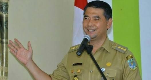 Wali Kota Jambi Sy Fasha.