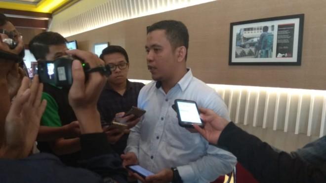 Ketua KPU Kota Jambi, Wein Arifin.