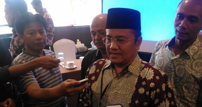 Wakil Walikota Jambi terpilih dr Maulana.