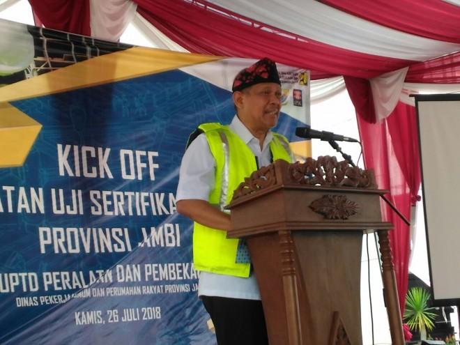Sekretaris Ditjen Bina Konstruksi Kementerian PUPR,Ir. Yaya Supriatna, M.Eng, Sc.