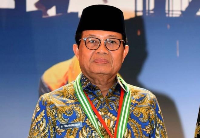 Pelaksana Tugas (Plt) Gubernur Jambi, Fachrori Umar.