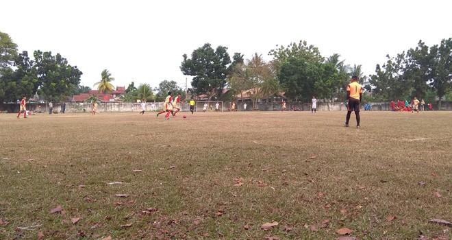 Bakat muda pesepak bola Jambi u-12 tengah berjuang untuk mendapatkan tiket Nasional piala Menpora akhir Agustus mendatang di Kalimantan Timur.