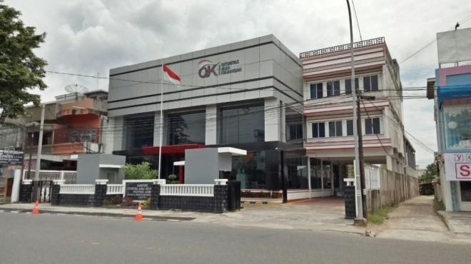 Kantor Otoritas Jasa Keuangan (OJK) Provinsi Jambi .
