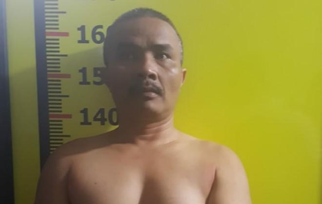 DPO Satres Narkoba Polres Kerinci yang Berhasil Dimanakan.