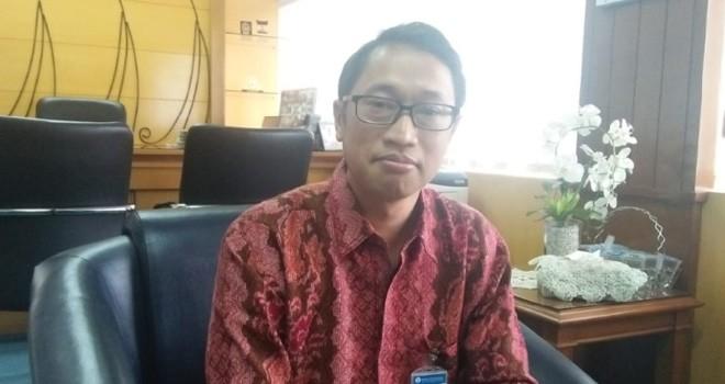 Kepala Kantor Bank Indonesia Perwakilan Jambi, Bayu Martanto.