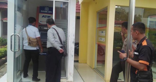 ATM BRI di Komplek Kantor Bupati Bungo.