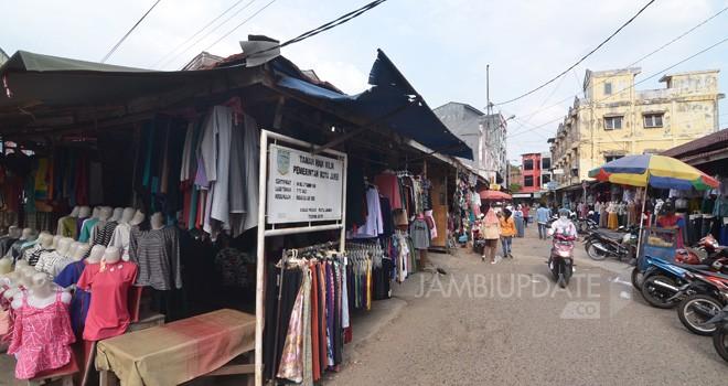 Pasar Marlioboro.