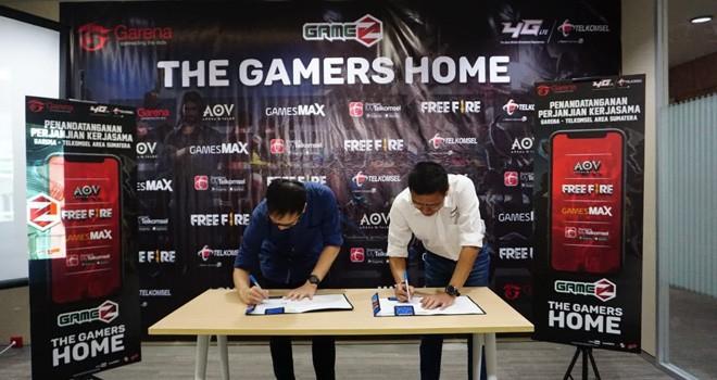 Telkomsel menjalin kerjasama dengan Garena Indonesia, penyedia platform untuk berbagai game papan atas di Asia Tenggara.