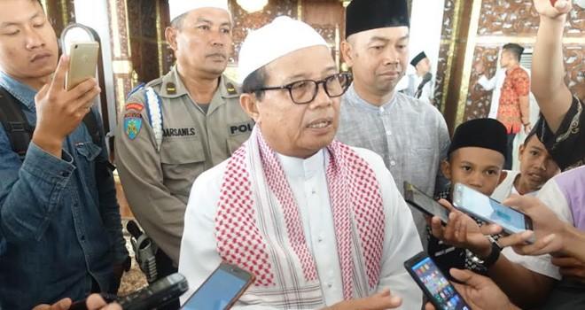 Pelaksana Tugas Gubernur Jambi Fachrori Umar.