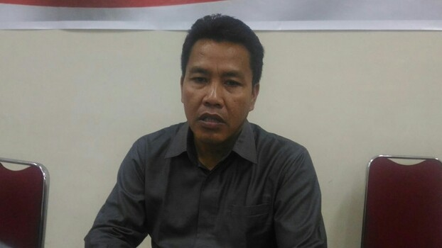 Komisioner KPU Provinsi Jambi Apnizal.