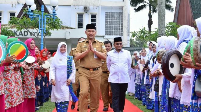 Strategi Pemkot perkuat Jati Diri budaya Melayu dan Agama di Tengah Masyarakat