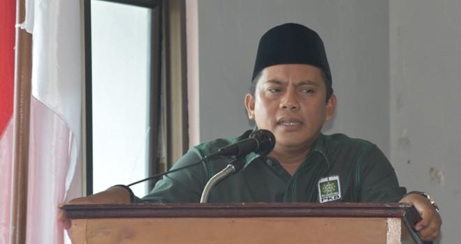 Ketua DPW Partai Kebangkitan Bangsa (PKB) Provinsi Jambi, Sofyan Ali.