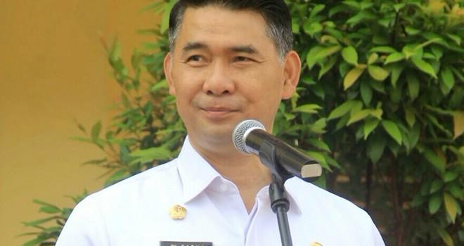 Wali Kota Jambi Syarif Fasha.