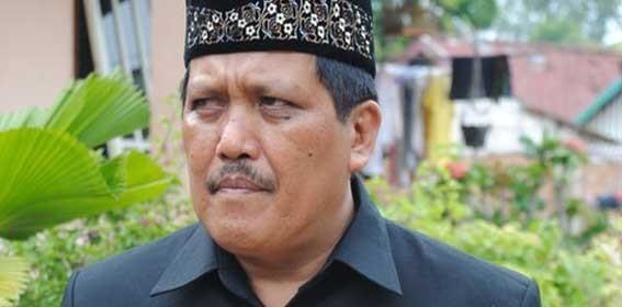 Zainal Abidin.