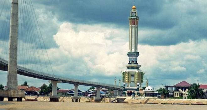 Jembatan Gentala Arasy.