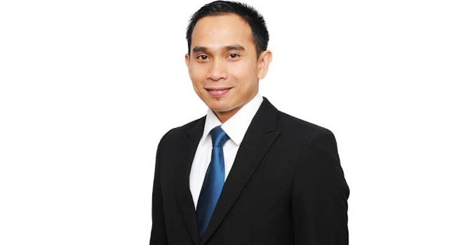 Wasekjen DPP PAN Dipo Nurhadi Ilham.
