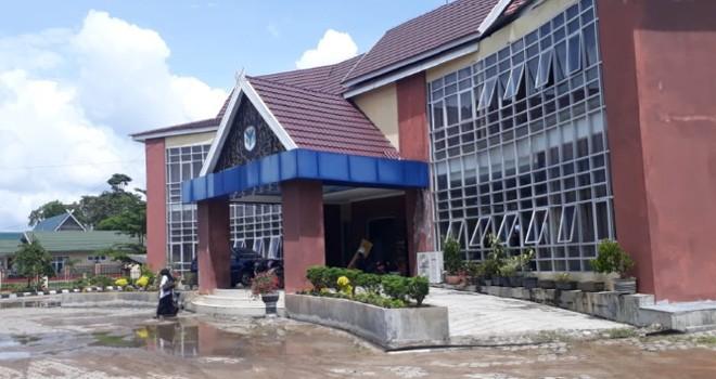 Kantor Dinas Pengendalian Penduduk Keluarga Berencana Pemberdayaan Perempuan dan Perlindungan Anak (P2KBPPPA) Kabupaten Batanghari.