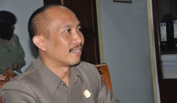 Wakil Ketua DPRD Provinsi Jambi Syahbandar. (DOK/JU)