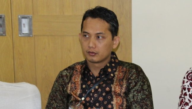 Ketua Bawaslu Provinsi Jambi Asnawi. (FOTO DOK/JU)