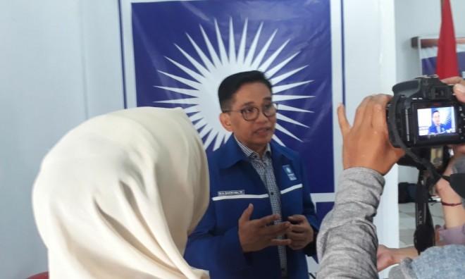Ketua DPW PAN, H Bakri. Foto : Ist