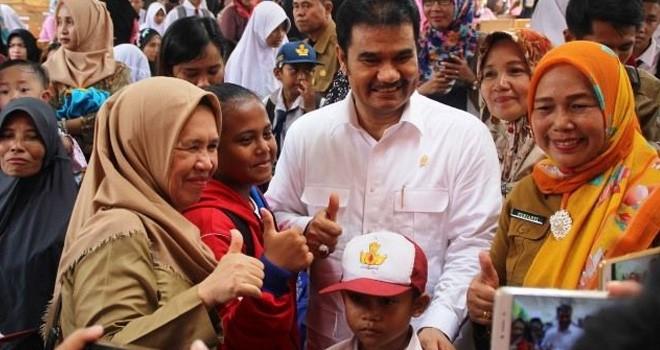 Anggota DPR RI dari Provinsi Jambi Sutan Adil Hendra (SAH). Foto : Ist