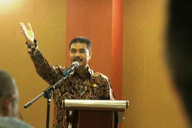 Pimpinan Komisi X DPR RI Ir H.A.R Sutan Adil Hendra MM