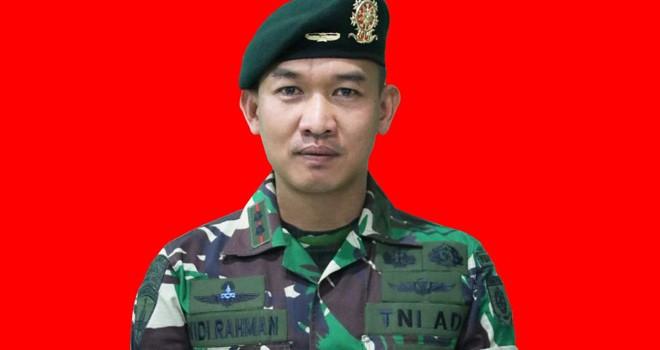 Letkol Inf Widi Rahman SH. Foto : Ist