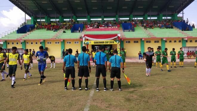 Hasil Akhir Batanghari vs Sarolangun (3-2).