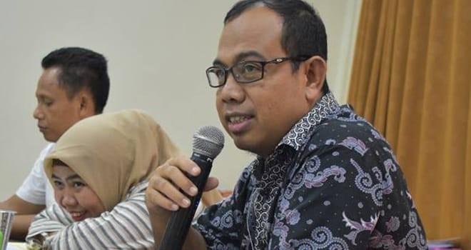 M. Sanusi, Komisioner KPU Provinsi Jambi.