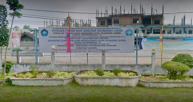 Yayasan Ikabama Jambi. Foto : Ist