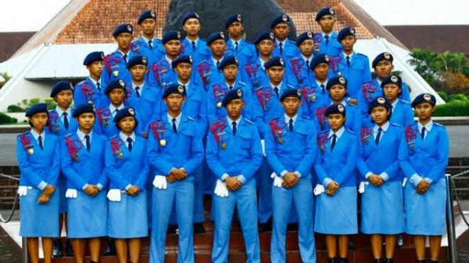 Pendaftaran Penerimaan Siswa SMA Taruna Nusantara. Foto : Ist